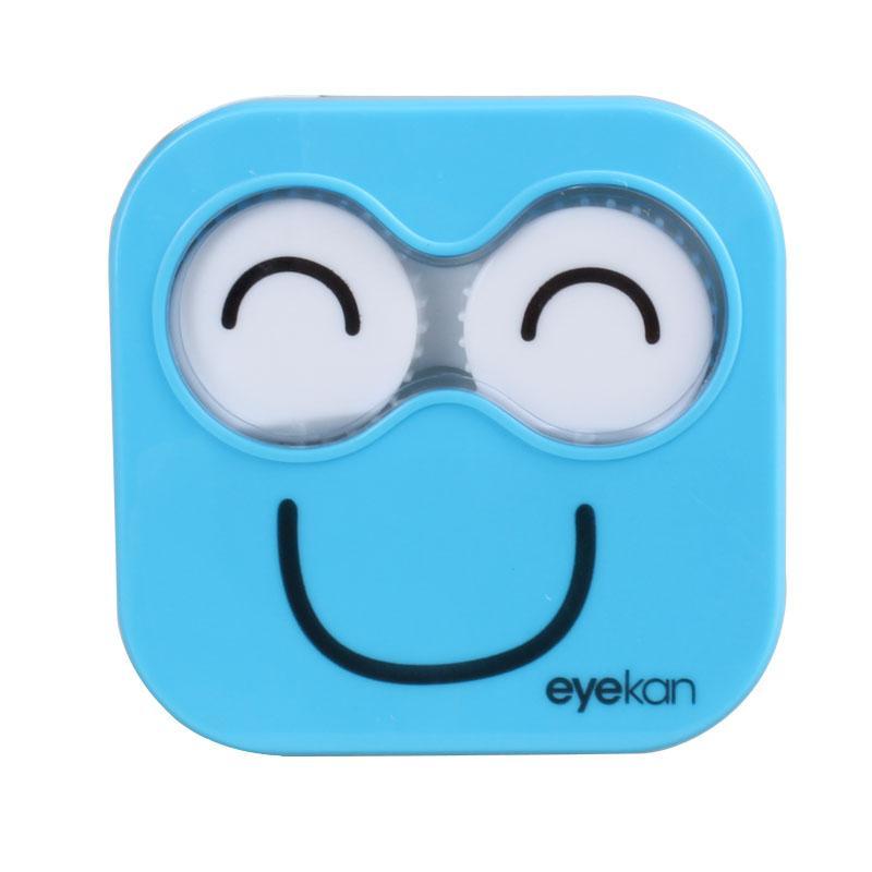 凯达隐形眼镜伴侣盒8056-蓝