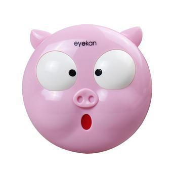 凱達隱形眼鏡伴侶盒8066-粉色