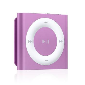 苹果(APPLE) IPOD SHUFFLE 2GB/碳黑/ 紫色/粉色 多媒体播放器