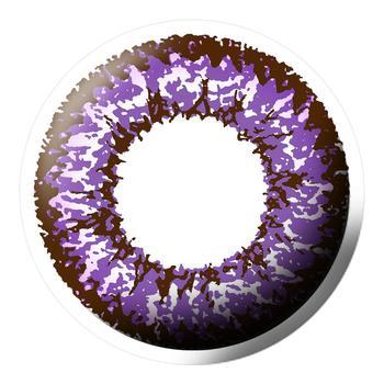 Q-MIX阿芙美妆彩片-紫
