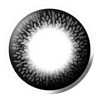 Q-MIX美目の秘密美妆彩片-灰