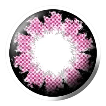 Q-MIX混血精灵美妆彩片-紫