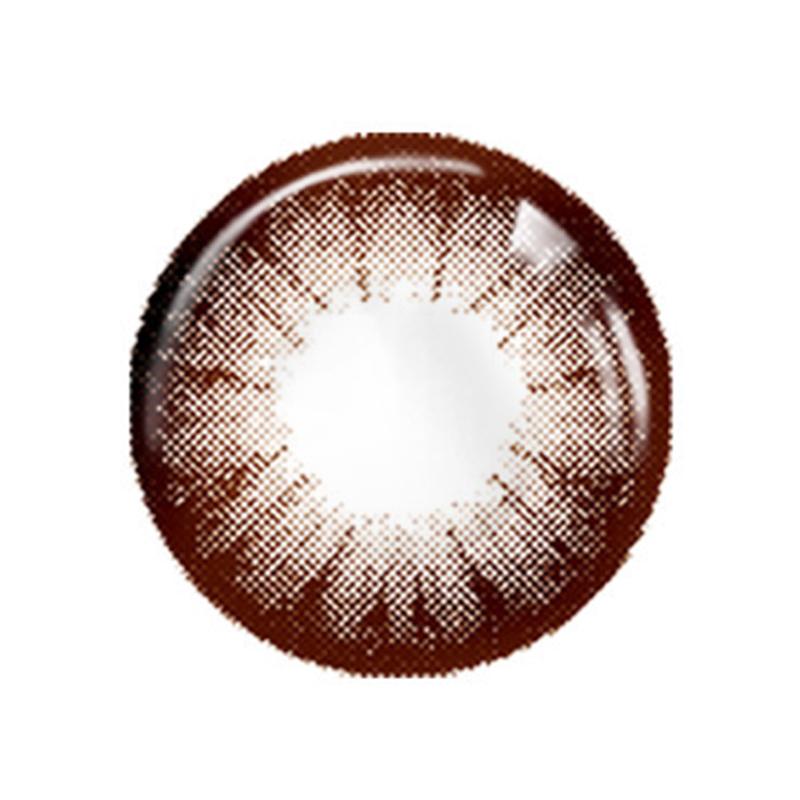JUSTCOLOR美妆彩片(V128)大美目-棕