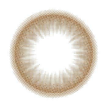 JUSTCOLOR美妆彩片-大美目II-咖啡棕
