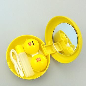 小黄鸡隐形眼镜伴侣盒 H-9008